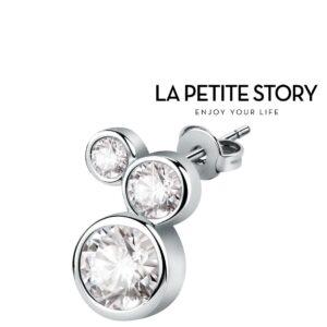 La Petit Story® Brinco Individual - LPS02ARQ130- Com Caixa e Saco Oferta
