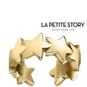 La Petit Story® Brinco Individual - LPS02ARQ164 - Com Caixa e Saco Oferta