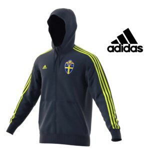 Adidas® Casaco com Carapuço Oficial Suécia