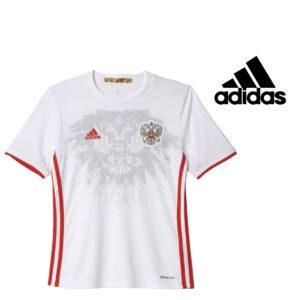 Adidas® Camisola Oficial Rússia Junior Tecnologia Climacool®