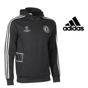 Adidas® Sweatshirt com Carapuço Oficial Chelsea