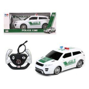 Carro Rádio Controlo Police 111735 Verde