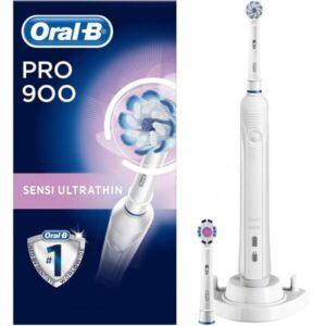 Escova de Dentes Elétrica Oral-B Oral-B PRO 900 Sensi UltraThin (Recondicionado D)