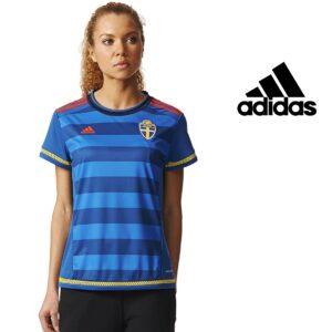 Adidas® Camisola Oficial Suécia Tecnologia Climacool®