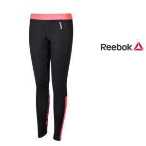 Reebok® Leggins Play Dry Fitness - Tamanho M
