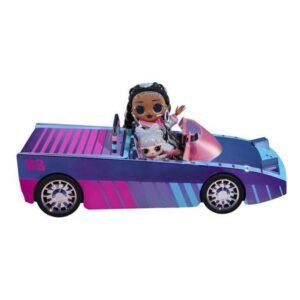 Carro com Luz e Som LOL Surprise! Dance Machine