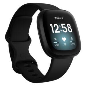 Smartwatch Fitbit VERSA 3 FB511 Preto