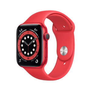 Smartwatch Apple Series 6 44 mm 32GB Vermelho