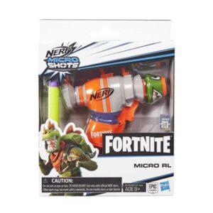 Pistola Nerf Fortnite Hasbro