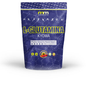 Complemento Alimentar Glutamina MM Supplements