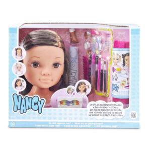 Boneca para Pentear Nancy A Day Of Beauty Secrets Famosa (23 cm)