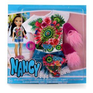 Roupa para bonecas Nancy Luxury Tropic Famosa