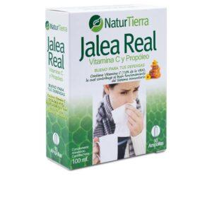 Complemento Alimentar Naturtierra Geleia real Vitamina C Própolis (10 uds)