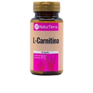 Complemento Alimentar Naturtierra L-Carnitina (60 uds)