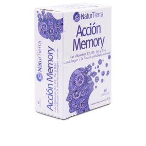 Complemento Alimentar Naturtierra Memory (60 uds)