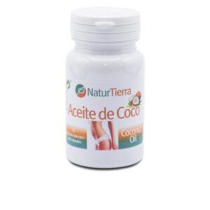 Complemento Alimentar Naturtierra Óleo de coco (30 uds)