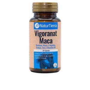 Complemento Alimentar Naturtierra Vigoranat Maca (30 uds)