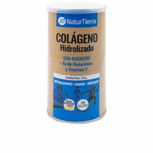 Complemento Alimentar Naturtierra Com vitaminas Ácido Hialurónico Colagénio (250 g)
