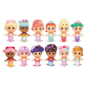 Boneca Sereia Bloopies Shellies IMC Toys