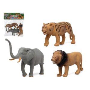 Conjunto 3 Animais Selvagens 115308