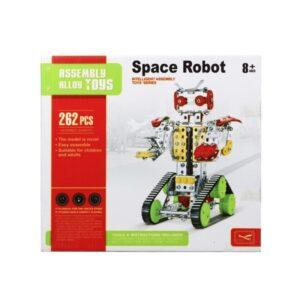 Jogo de Construção Robô 117554 (262 Pcs)