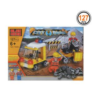 Jogo de Construção City Builder (127 pcs)