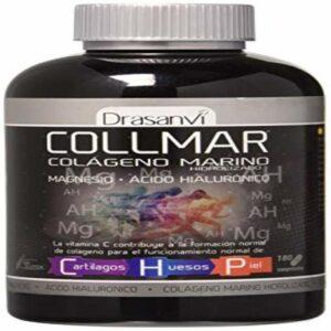 Complemento Alimentar Collmar Drasanvi Com ácido hialurónico (180 Peças) Colagénio (180 uds)