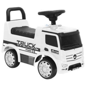 Andador camião Mercedes Benz branco - PORTES GRÁTIS
