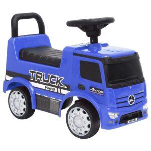 Andador camião Mercedes Benz azul - PORTES GRÁTIS