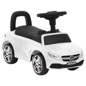 Andador carro Mercedes Benz C63 branco - PORTES GRÁTIS