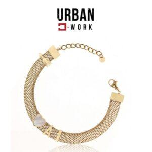 Urban Work Pulseira de Aço Cirúrgico BST1140