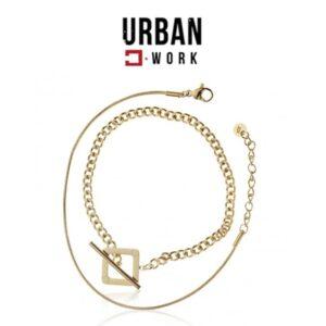 Urban Work Pulseira de Aço Cirúrgico BST1091