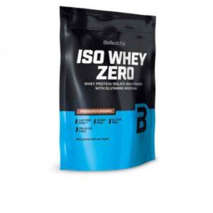 Complemento Alimentar Biotech USA Iso Whey Zero Cookies & Cream