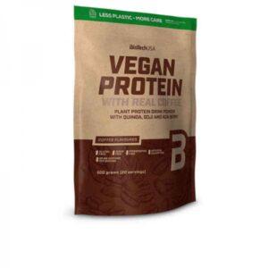 Complemento Alimentar Biotech USA Vegan Protein Canela Chocolate