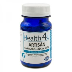 Complemento Alimentar Health4u Cat's Claw + Artisan (45 uds)