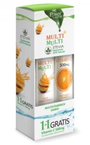 Complemento Alimentar Power of Nature Multi+ (2 pcs)