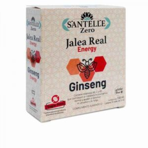 Complemento Alimentar Santelle Geleia real Ginseng (10 x 10 ml)