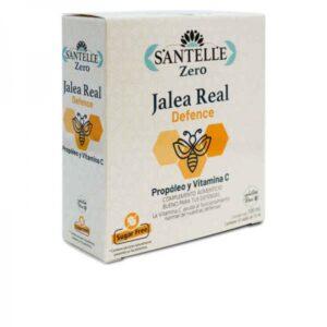 Complemento Alimentar Santelle Vitamina C Própolis Geleia real (10 x 10 ml)
