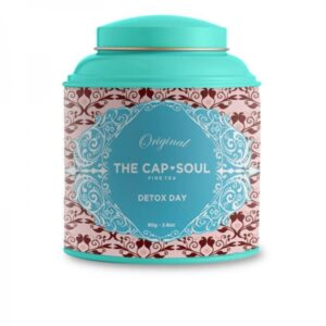 Complemento Alimentar The Capsoul Action Detox Day (80 g)