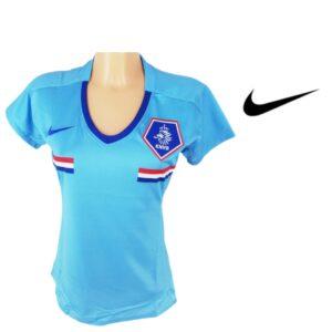 Nike® Camisola de Futebol Femenino Holanda - Tamanho XS