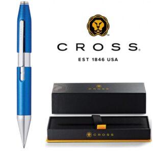 Caneta Cross® X Series Cobalt Blue Rollerball
