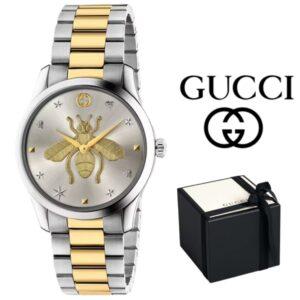 Relógio Gucci® YA1264131 - PORTES GRÁTIS