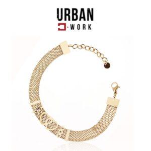 Urban Work Pulseira de Aço Cirúrgico BST1139