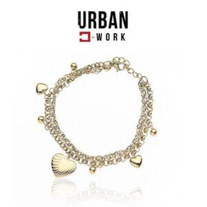 Urban Work Pulseira de Aço Cirúrgico BST1120