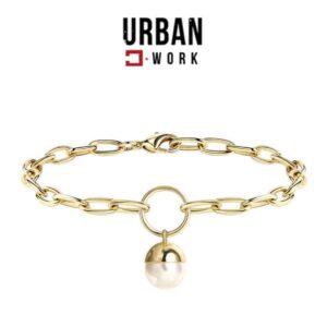 Urban Work Pulseira de Aço Cirúrgico BST1034