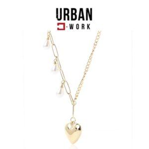 Urban Work Colar de Aço Cirurgico NST1168