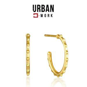 Urban Work Brincos de Aço Inoxidável  KST2178