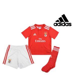 Adidas® Equipamento Benfica Oficial Criança - 18/24 Meses