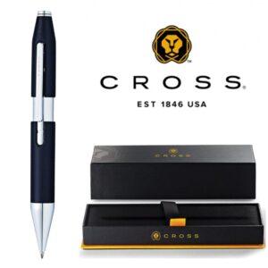 Caneta Cross® X Series Crimson Black Rollerball